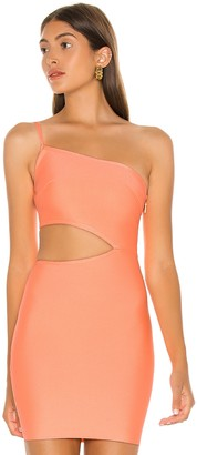 superdown Valencia Bandage Dress