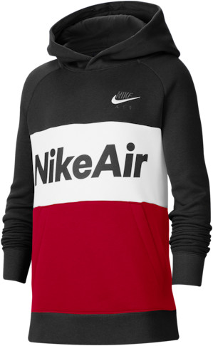 Alargar Galaxia carro  Nike Red And Black Hoodie   Shop the world's largest collection of fashion    ShopStyle