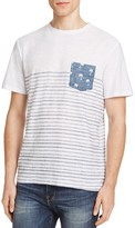 Sovereign Code Koa Striped Pocket Tee