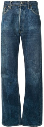 Levi's 1950s Levis 501XX relaxed-fit jeans
