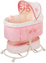 Summer Infant Soothe & Sleep Lila Bassinet in Pink/Cream