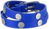 Tory Burch Double Wrap Logo Stud Bracelet Bracelet