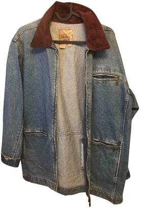 Ami Blue Denim - Jeans Coats