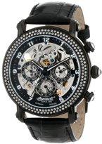 Ingersoll Women's IN7202BKBK Dream Fine Automatic Timepiece Black Case Watch