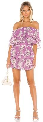 MISA X REVOLVE Isella Dress