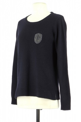 Gerard Darel Navy Wool Knitwear for Women