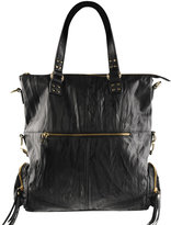 Genevieve Faux Leather Tote
