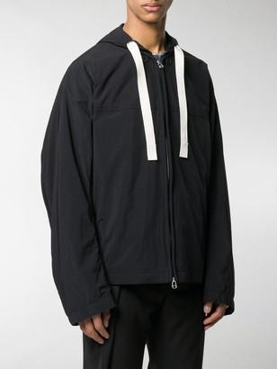 Oamc Oversized Hooded Jacket
