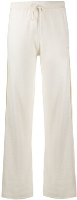 Chinti and Parker x Issimo stripe detail track trousers