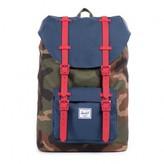 Herschel Camouflage Mid Volume Little America Backpack