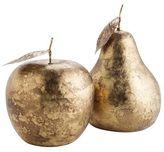 Pier 1 Imports Oversized Golden Patina Fruit