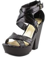 G by Guess Sissta Women Open Toe Synthetic Sandals.