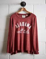 Tailgate Women's Alabama Plush Tee