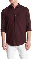 Ben Sherman Oxford Long Sleeve Classic Fit Shirt