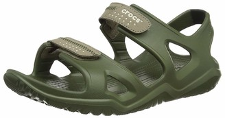 Crocs Swiftwater River Sandal M Mens Swiftwater River Sandal M