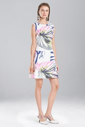 Natori Botanical Palms Dress