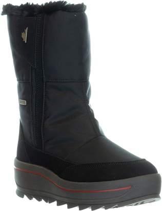 Pajar Sport Nylon Platform Faux Fur Winter Boots