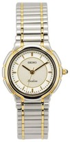Seiko Exceline Stainless Steel & Gold Plated 24mm Womens Watch