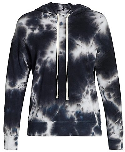 Thumbnail for your product : Sundry Basic Tie-Dye Hoodie