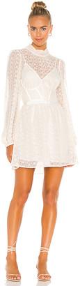 For Love & Lemons Etta Mini Dress