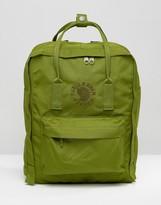 Fjallraven Re- Kanken 16l Backpack In Green