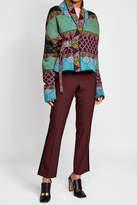 Etro Printed Wool Jacket