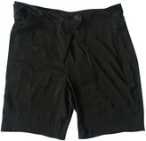 Anne Valerie Hash Black Shorts for Women