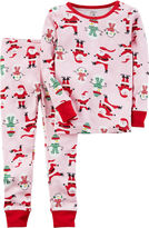 Carter's Christmas 2-pc. Pajama Set Girls
