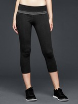 Gap GapFit gFast cotton capris