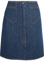 MiH Jeans Coda Denim Skirt - Indigo
