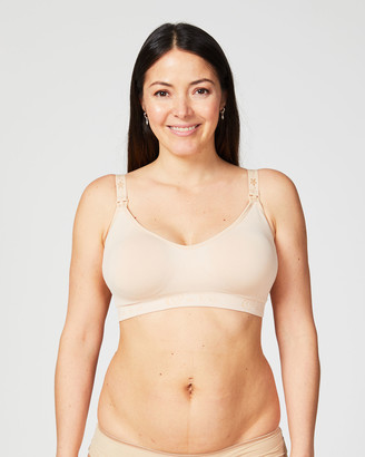 Cake Maternity - Women's Nude Maternity Bras - Rock Candy Seamless Maternity Bra - Size One Size, S at The Iconic