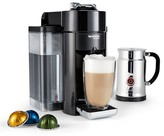 Nespresso Evoluo Bundle Black by De'Longhi