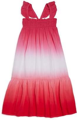 Design History Girls' Tie-Dyed Maxi Dress - Little Kid