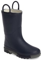 Western Chief Boy's Camo Sole Rain Boot