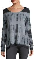 Gypsy 05 Tie-Dye Wool Sweater