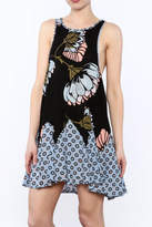 Free People Trapeze Dress