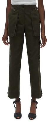 Helmut Lang Uniform Patch Pocket Pants