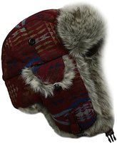 Pendleton Men's Faux Fur-Lined Hat