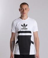 adidas 'Bleach Pack' Logo T-Shirt