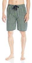 Izod Men's Broadcloth Pajama Short