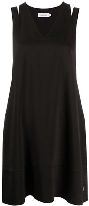 Calvin Klein A-line Mini dress
