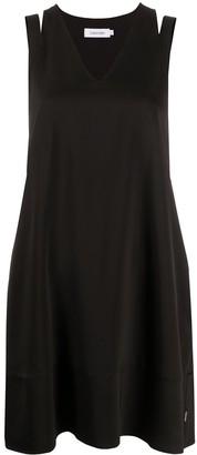 Calvin Klein A-line Mini dress