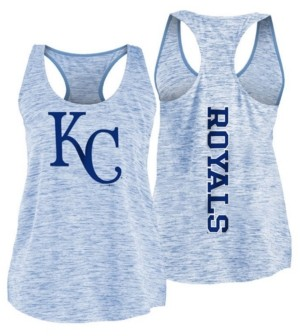 '47 Women's Kansas City Royals Space Dye Tank