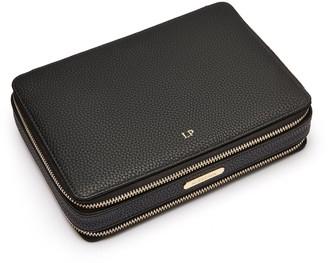 Missoma Matte Black Large Jewellery Case