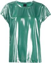 Pinko Fasrisa 17 laminated blouse