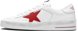 Golden Goose Stardan LTD 'White Leather' Shoes - Size 40