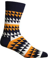 Happy Socks Disrupted Stripe Sock