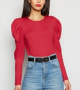 New Look AX Paris Puff Sleeve Bodysuit
