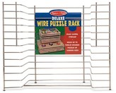Melissa & Doug Toddler 'Deluxe' Wire Puzzle Rack