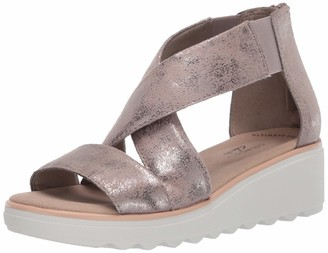 Clarks Women's Jillian Rise Wedge Sandal